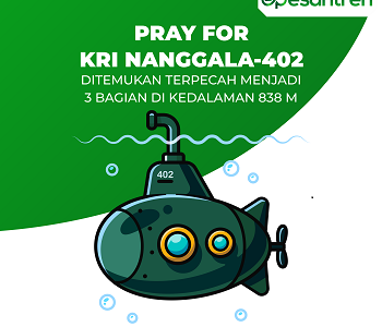Pray For KRI Nanggala-402