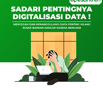 Digitalisasi Data itu Penting