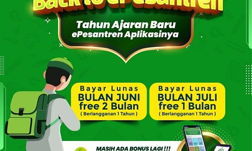 Promo Back to ePesantren